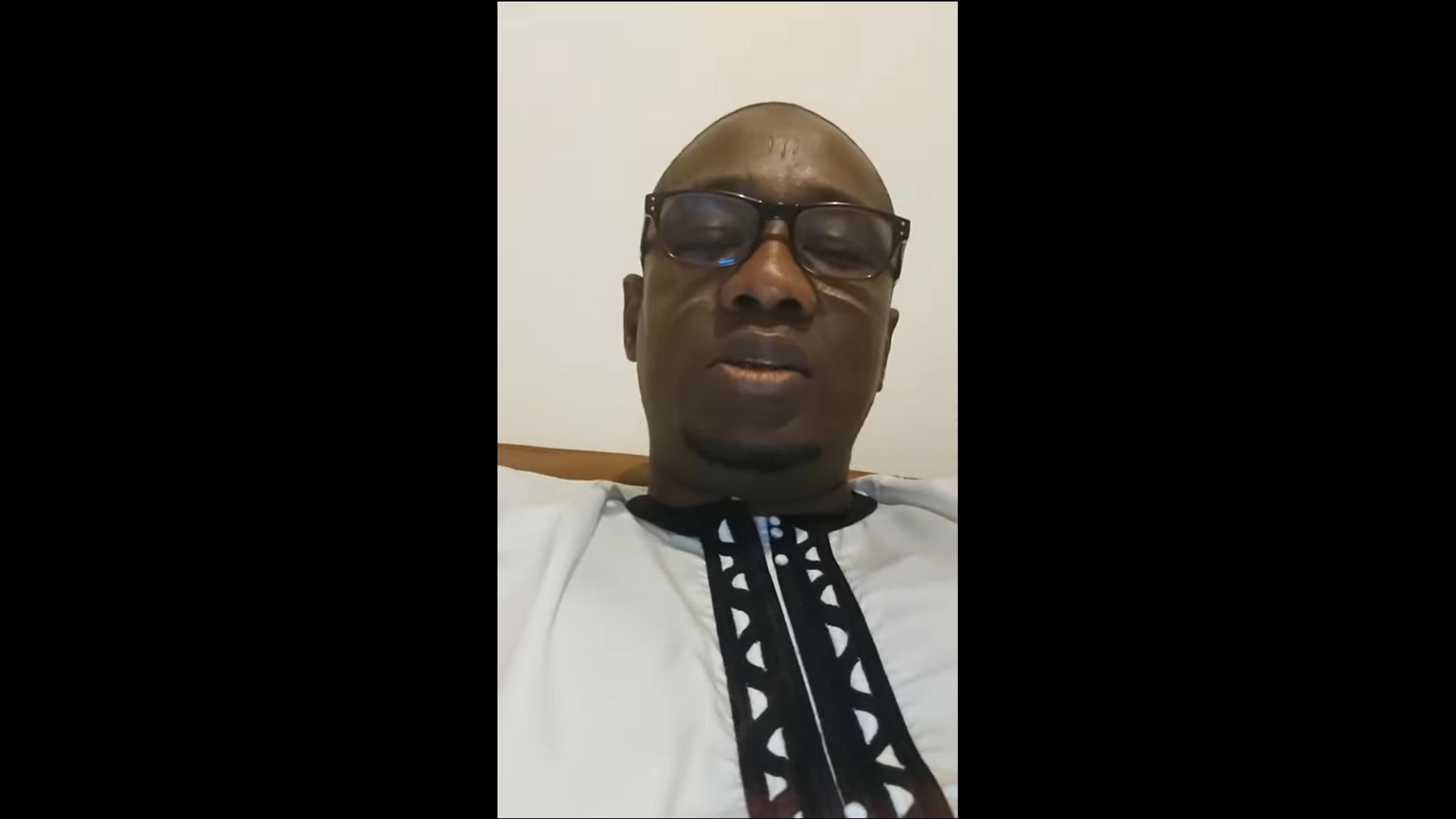 Mr Diakhite Wompou-Mauritanie